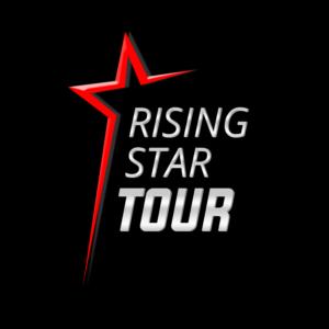 Rising Star Tour Logo BLACK